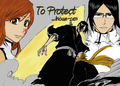Ishida x Orihime پیپر وال