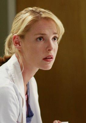Izzie Stevens<3