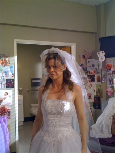 Izzie's iPhone Wedding foto