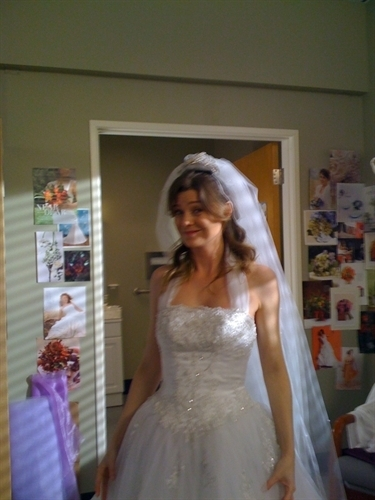 Izzie's iPhone Wedding 사진