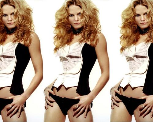 Jennifer Morrison ~ Hollywood Pinup Photoshoot