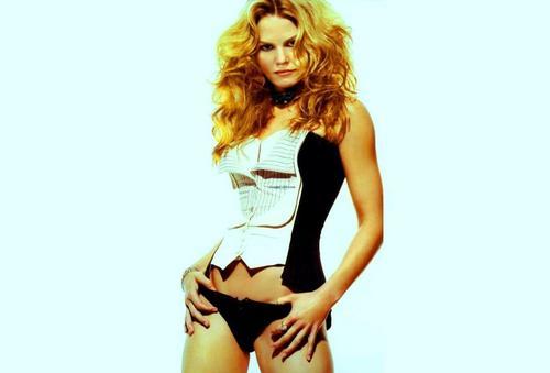 Jennifer Morrison ~ Hollywood Pinup Photoshoot