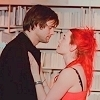 Eternal Sunshine photo containing a portrait titled Joel & Clementine