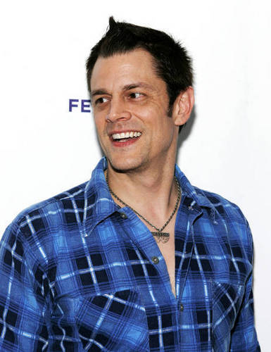 Johnny Knoxville @ the 8th Annual Tribeca Film Festival 2009
