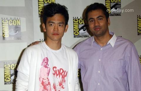 Kal Penn & John Cho