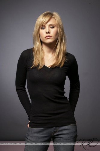 Heroes wallpaper probably with a legging, bellbottom trousers, and a leisure wear titled Kristen Bell
