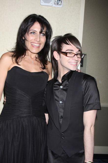 Lisa @ Lucille Lortel Award, NY May 3rd 2009