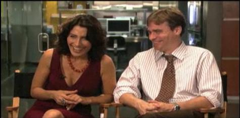 Lisa and Robert