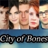 City Of Bones photo possibly containing a portrait titled MI Icons
