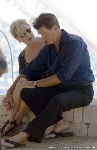 Mamma Mia! Greece press