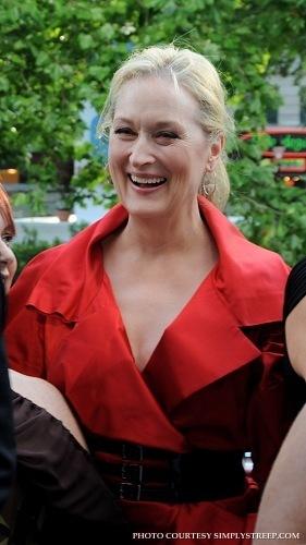 Mamma Mia! London premiere