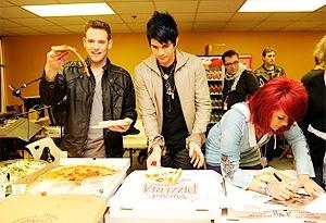 Matt, Adam and Allison