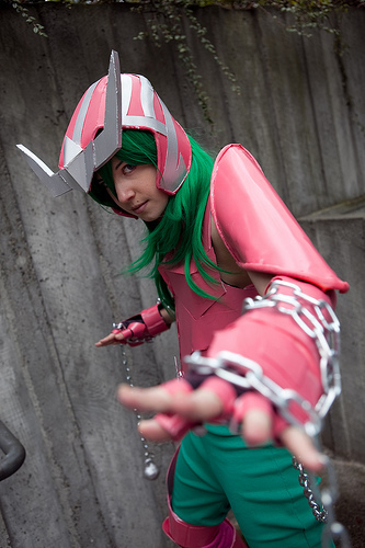 Mavi as Shun