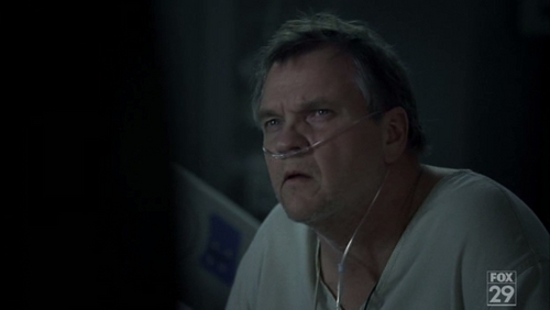 Meatloaf as Eddie in the seaon 5 &#39;House MD&#39; episode &#39;Simple Explanation&#39; - meatloaf Screencap