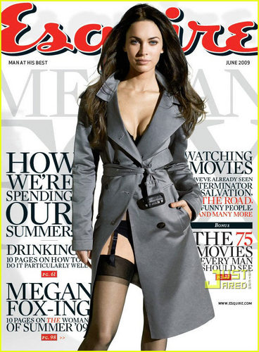Megan- Esquire June 2009