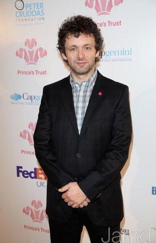 Michael Sheen at the Princes Trust Success Awards