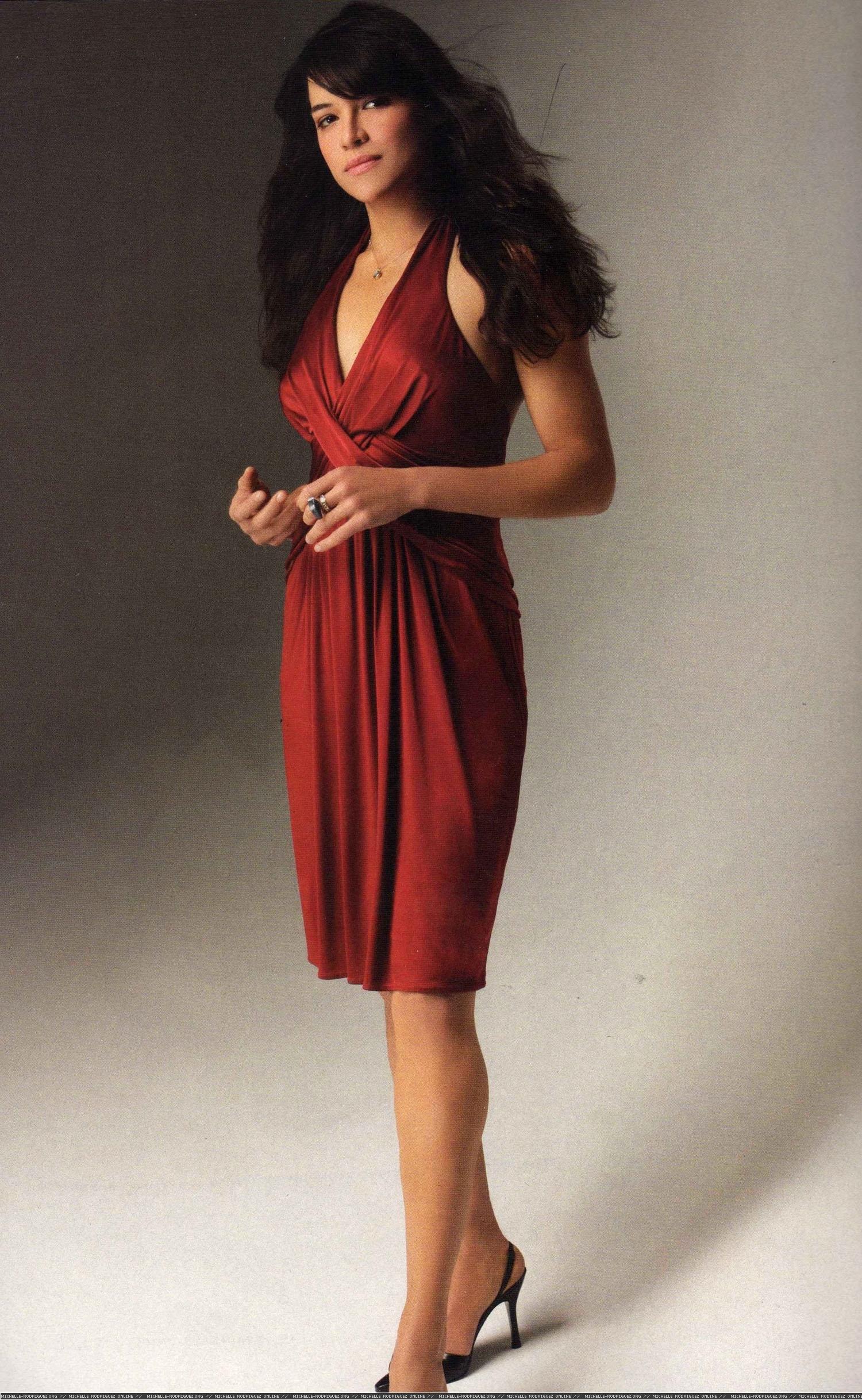 Michelle in Viva Magazine