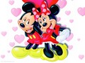 mickey-and-minnie - Mickey and Minnie Wallpaper wallpaper