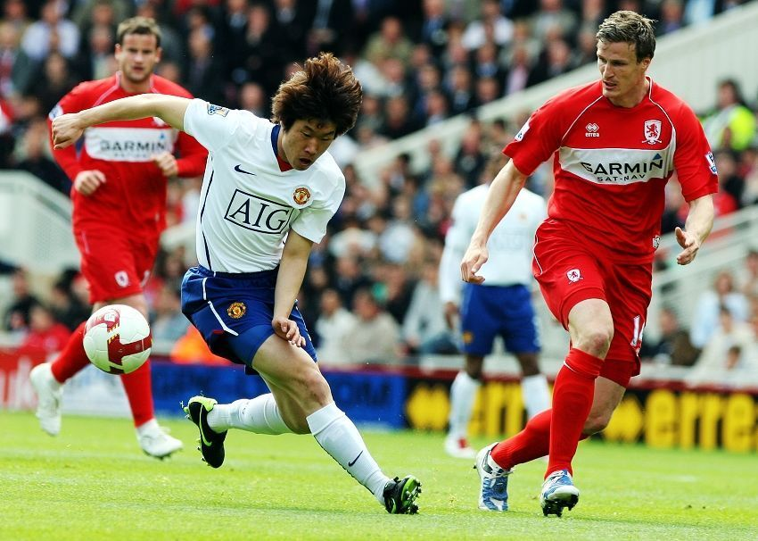 Middlesbrough May 2nd, 2009