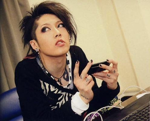 Miyavi - Miyavi 雅 Photo (5933823) - Fanpop fanclubs