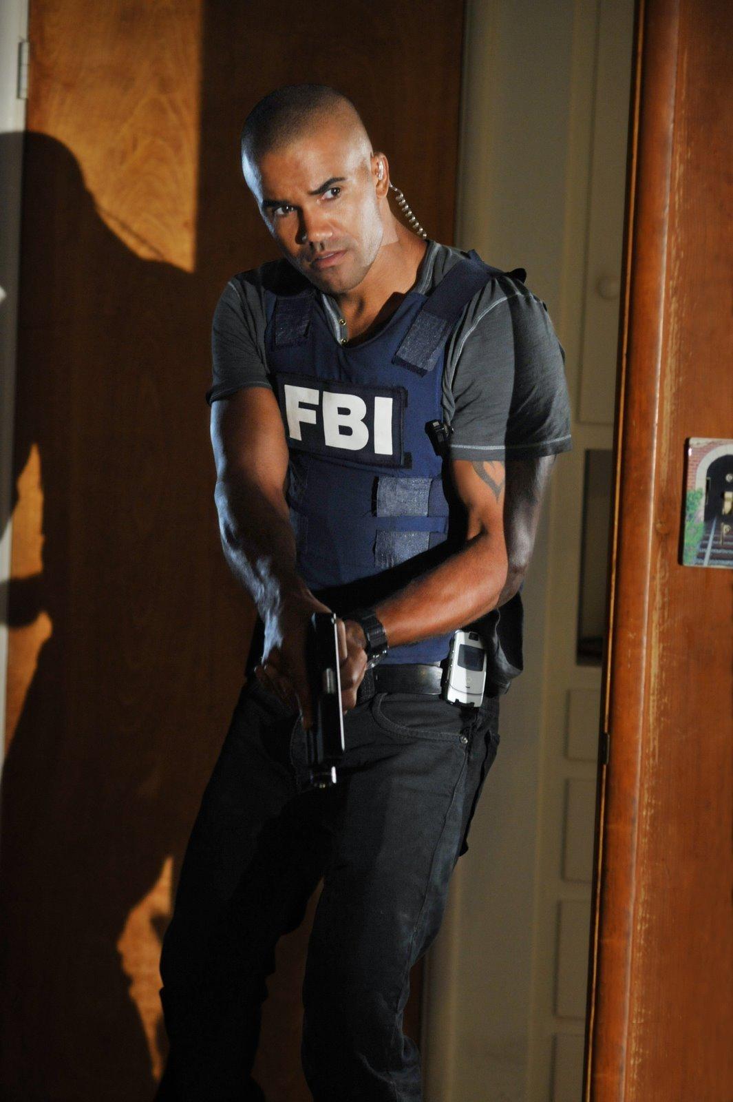 Morgan - Derek Morgan Photo (5935835) - Fanpop Shemar Moore Criminal Minds