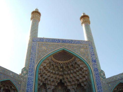 Moschee-isfahan