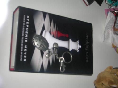 My পছন্দ book with my keychain