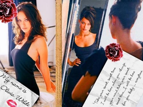 Olivia Wilde (: x