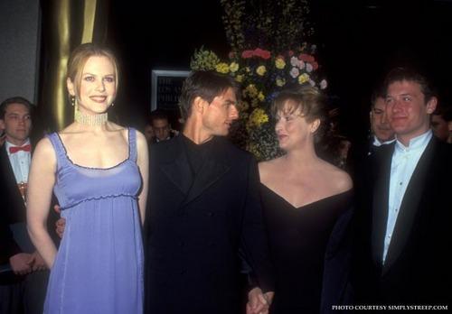Oscar 1996 with Tom and Nicole