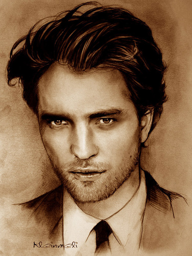 Pattinson art
