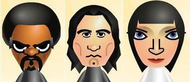 Pulp Fiction Miis