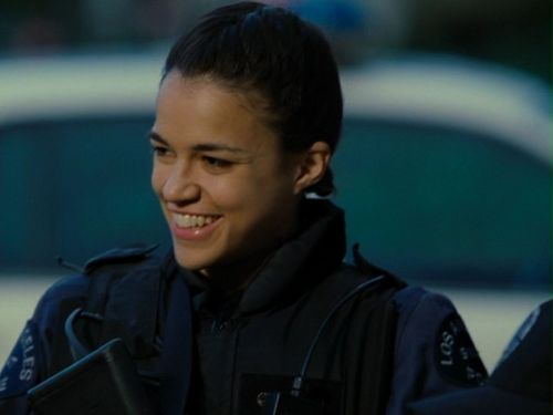 Michelle Rodriguez wallpaper entitled S.W.A.T.