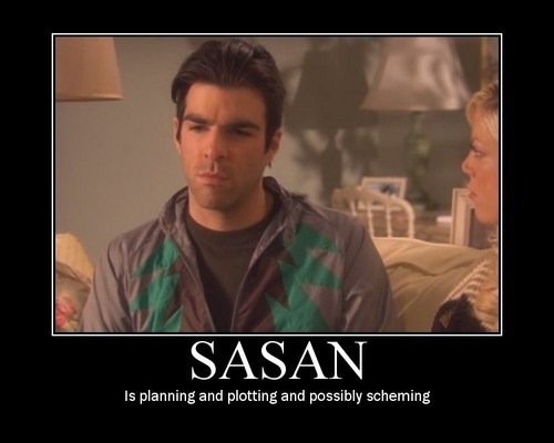 Zachary Quinto wallpaper possibly containing a portrait called Sasan