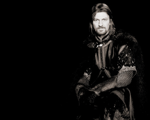 Sean bohne as Boromir