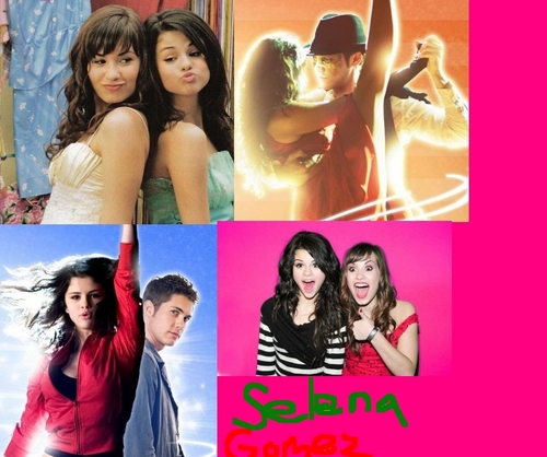 Selena on a Role