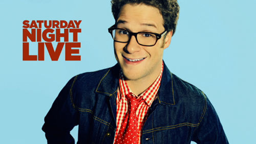 Seth Rogen Hintergrund called Seth Rogen Hosts SNL: 4/4/2009