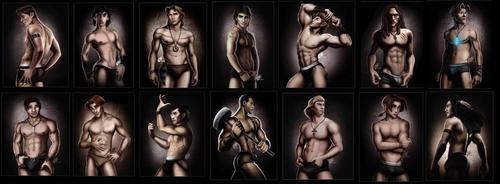 Sexy Disney Men