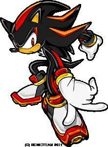 Sonic X wallpaper probably with anime titled Shadow the hegehog