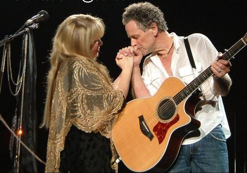 Stevie and Lindsey - stevie-nicks Photo