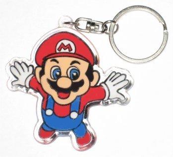 Super Mario Bros. Keychain