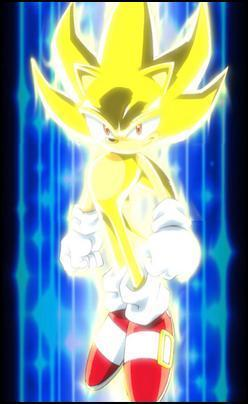 Sonic X wallpaper titled Super Sonic