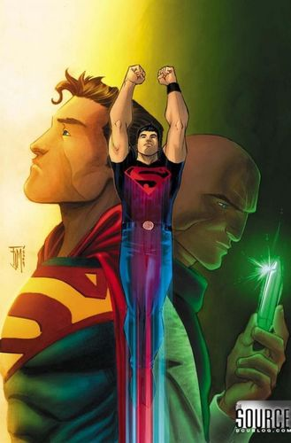 Superboy is back!!!
