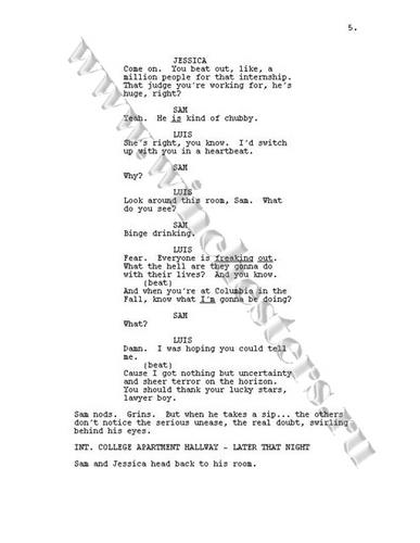 邪恶力量 script