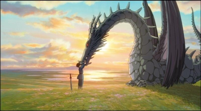 Tales From Earthsea / Yerdeniz �yk�leri / 2006 / Japonya / Online Anime Film �zle / T�rk�e Dublaj