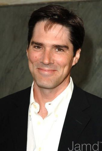 Thomas Gibson wallpaper containing a business suit and a suit titled Thomas Gibson