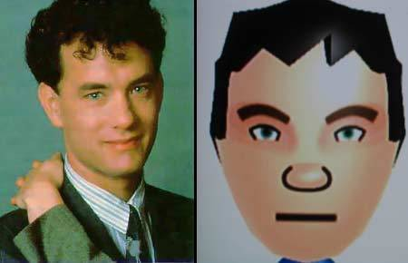 Tom Hanks Mii