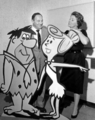 Voice Actors for Fred and Wilma - the-flintstones photo