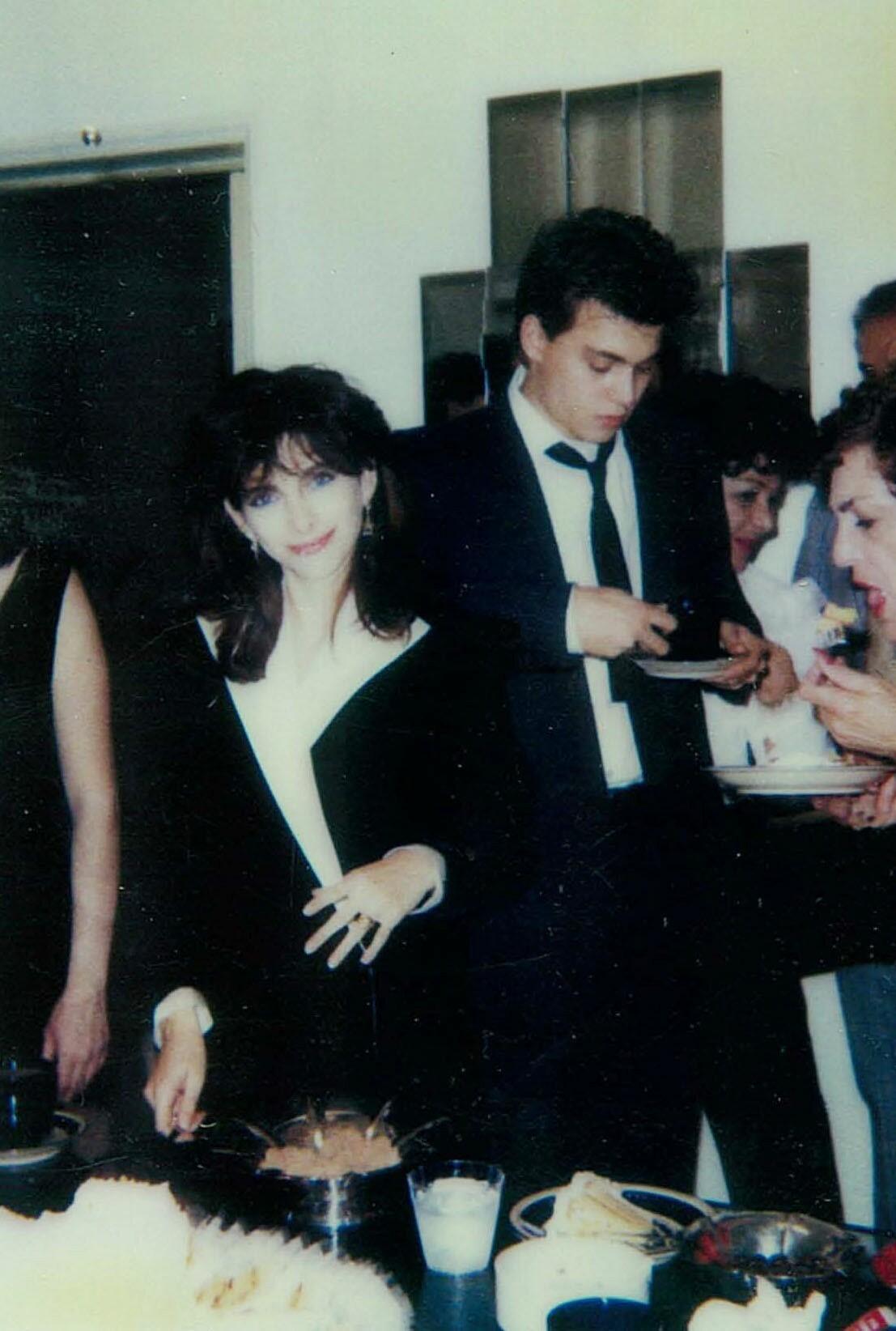 Wedding with Lori Anne Allison (1983)