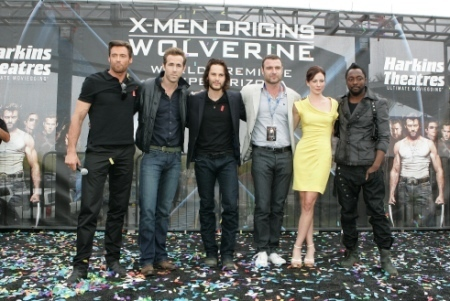 Wolverine Premiere