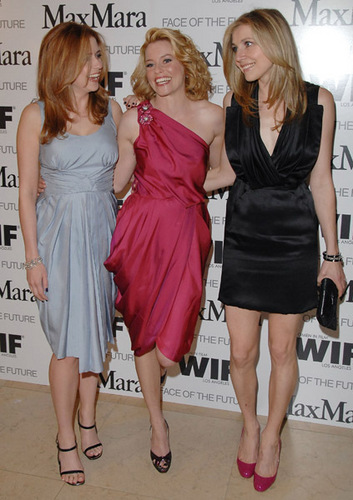"Women In Film's 2009 MaxMara ""Face of the Future"" カクテル Party at The Sunset Tower"